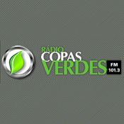 Rádio Copas Verdes 101.3 FM