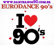 Dance Anos 90\'s