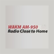 WAKM - Radio Close to Home 950 AM