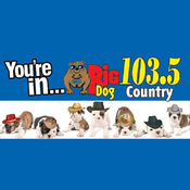 WUUF - Big Dog Country 103.5 FM