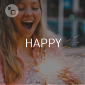 HAPPY - The VIBE