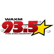 WAXM - Five Star Country 93.5 FM