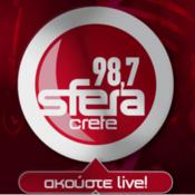 SFERA RADIO 98,7 Hrakleio